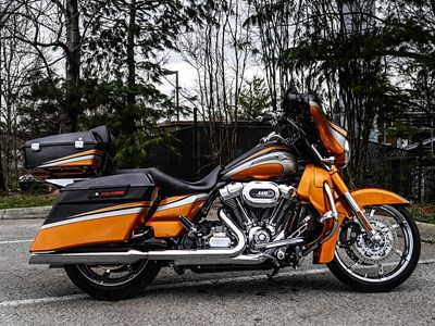 New 2011 Harley-Davidson® CVO™ Street Glide®