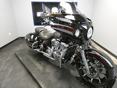 Used 2018 Indian® Motorcycle Chieftain® Limited