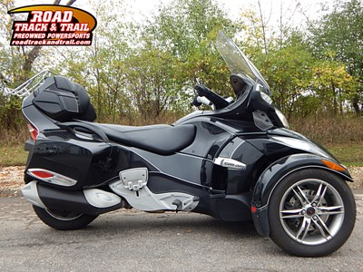 Used 2010 Can-Am Spyder RS
