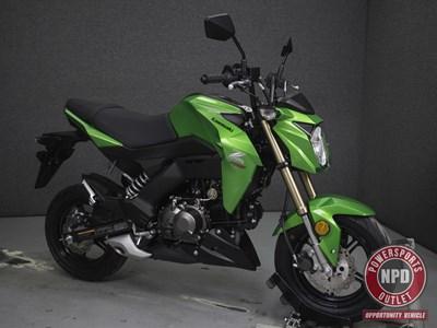 Used 2017 Kawasaki Z125 Pro