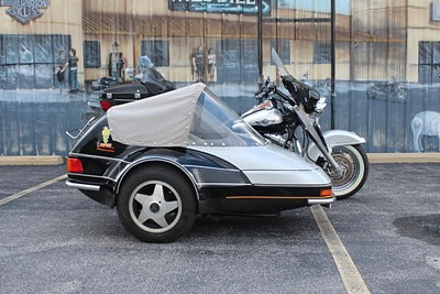 Used 2003 Harley-Davidson® Road King® with Sidecar