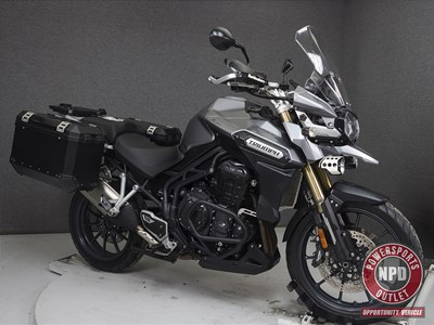 Used 2012 Triumph Tiger Explorer ABS