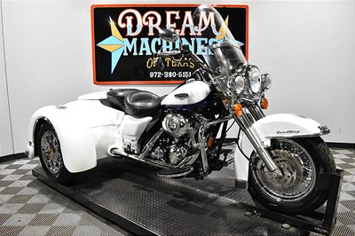 Used 2007 Harley-Davidson® Custom Trike