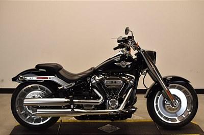 Used 2020 Harley-Davidson® Fat Boy® 114