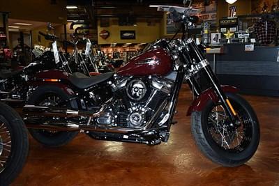 New 2020 Harley-Davidson® Softail® Slim®
