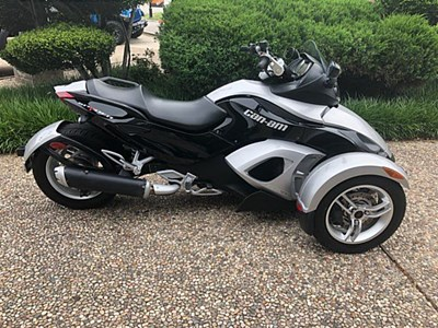 Used 2009 Can-Am Spyder GS SE5