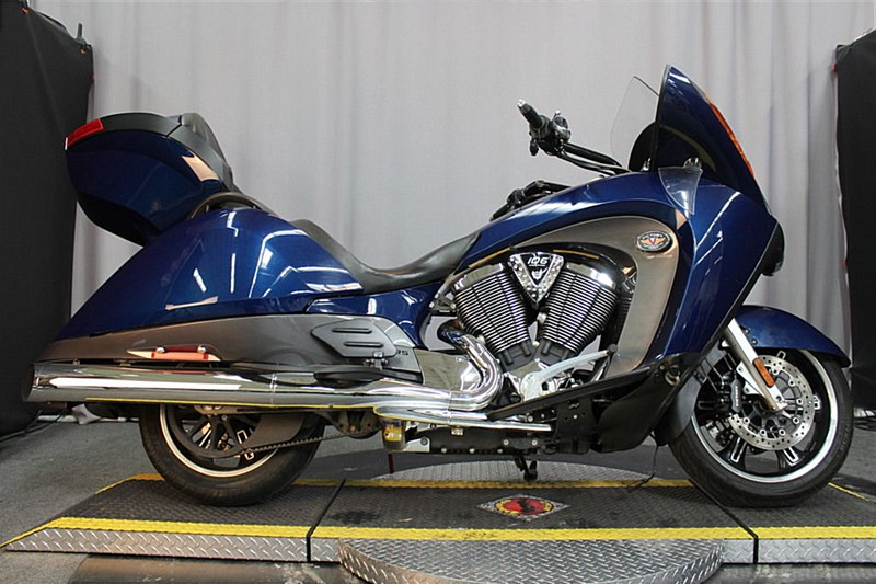 Photo of a 2012 Victory  Vision® Tour