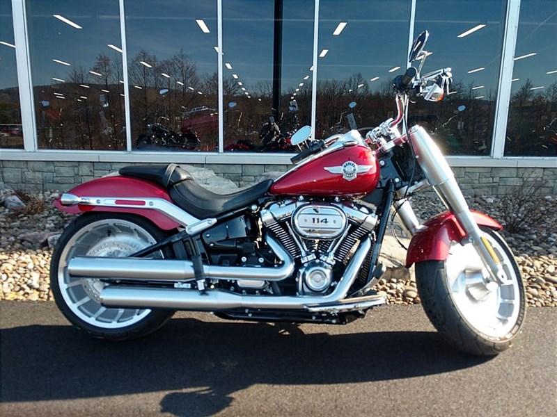 Photo of a 2019 Harley-Davidson® FLFBS  Softail® Fat Boy® 114