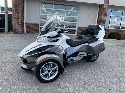 Used 2011 Can-Am Spyder RT