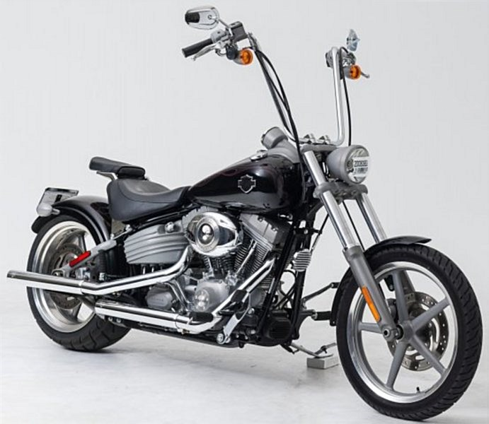 Photo of a 2008 Harley-Davidson® FXCW  Softail® Rocker™