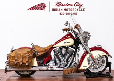 Used 2009 Indian® Chief® Vintage