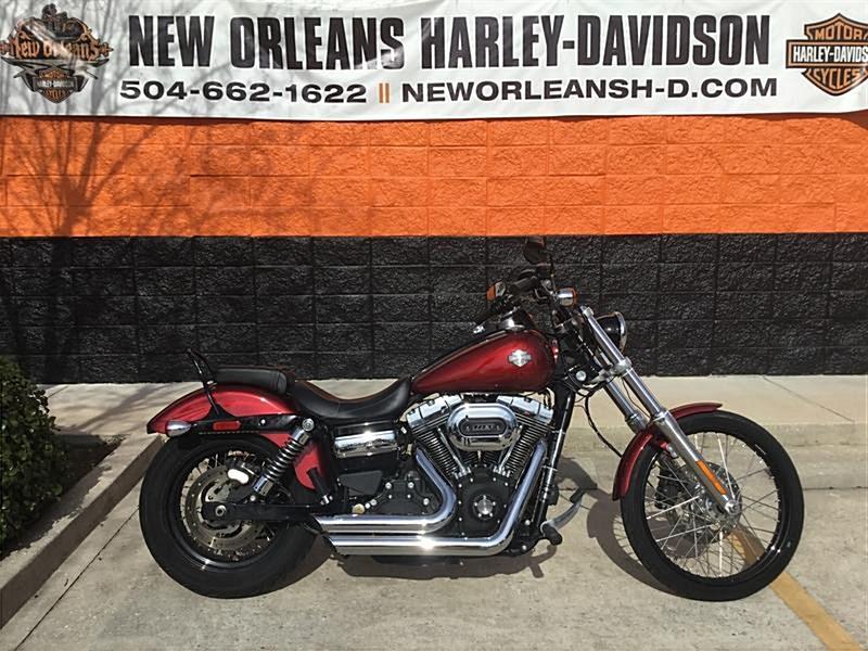 Photo of a 2016 Harley-Davidson® FXDWG Dyna® Wide Glide®