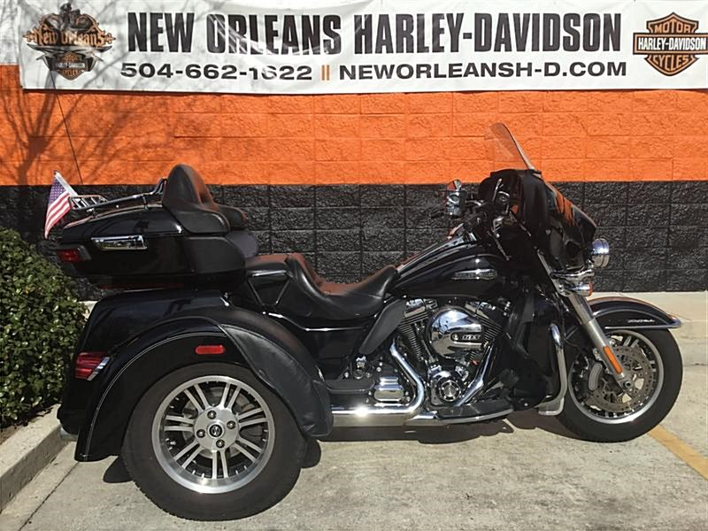 Photo of a 2014 Harley-Davidson® FLHTCUTG Tri Glide™ Ultra Classic®