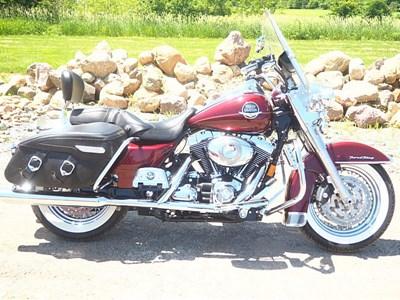 Used 2008 Harley-Davidson® Road King® Classic Anniversary