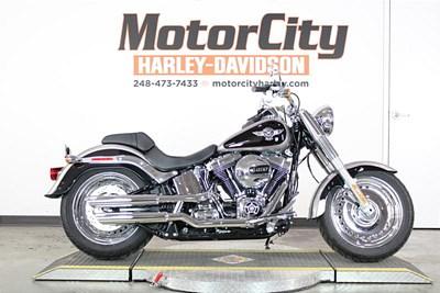 Used 2016 Harley-Davidson® Softail® Fat Boy®