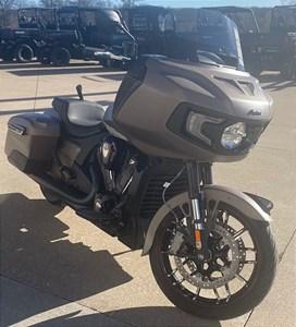 New 2021 Indian® Motorcycle Challenger Dark Horse