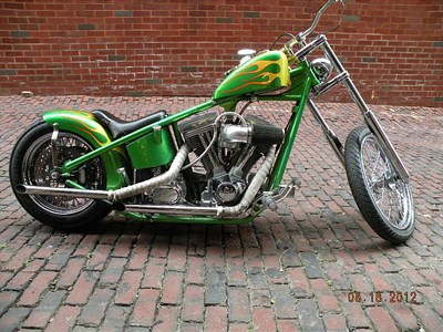 Used 2004 SuckerPunch Sallys Chopper