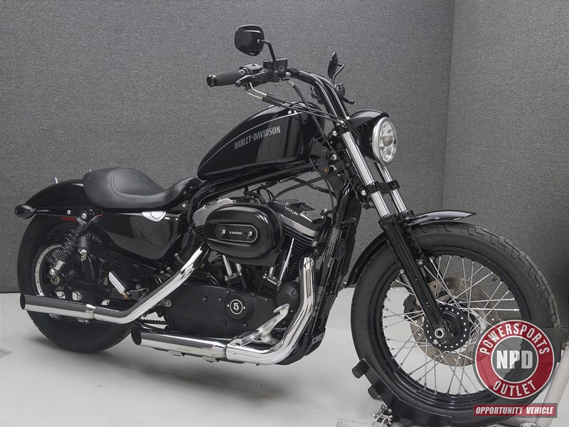 Photo of a 2012 Harley-Davidson® XL1200N Sportster® 1200 Nightster®