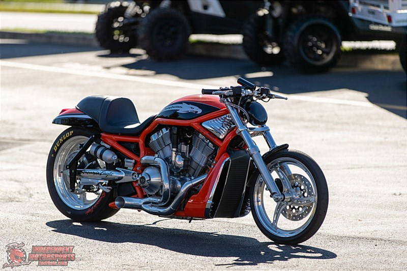 Photo of a 2006 Harley-Davidson® VRXSE Screamin' Eagle V-Rod® Destroyer