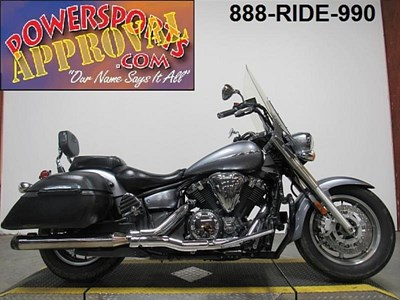 Used 2008 Yamaha V-Star 1300