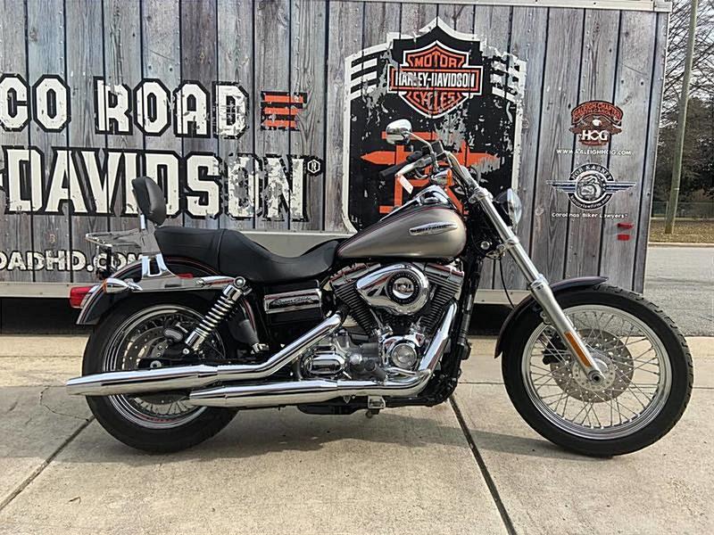 Photo of a 2009 Harley-Davidson® FXDC Dyna® Super Glide® Custom