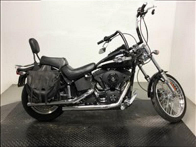 Photo of a 2003 Harley-Davidson® FXSTB/I Softail® Night Train®