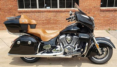 Used 2018 Indian® Roadmaster®