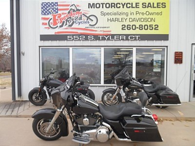 Used 2007 Harley-Davidson® Street Glide® Patriot Special Edition