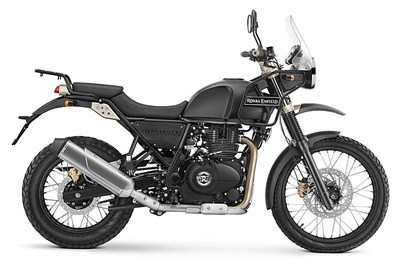 New 2018 Royal Enfield Himalayan