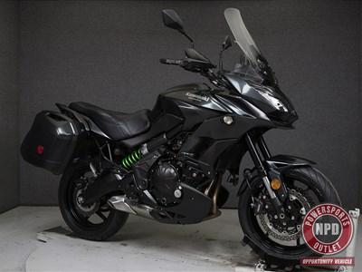 Used 2016 Kawasaki Versys® 650 LT