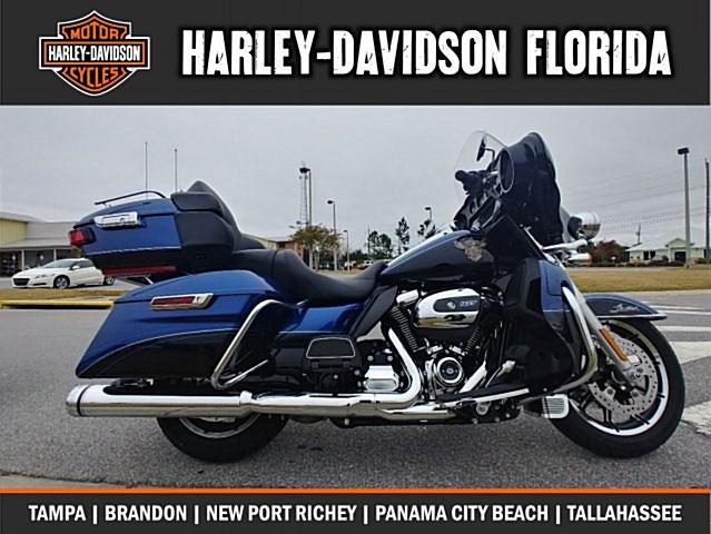 Photo of a 2018 Harley-Davidson® FLHTK-ANV Ultra® Limited 115th Anniversary