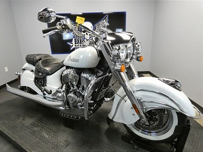 Used 2014 Indian® Motorcycle Chief® Classic