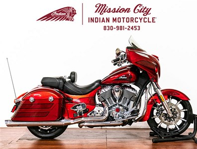 Used 2017 Indian® Chieftain® Elite