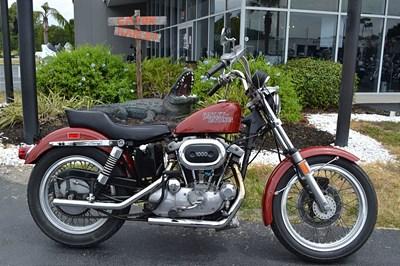 Used 1977 Harley-Davidson® Sportster® Super CH