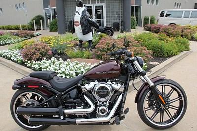 New 2018 Harley-Davidson® Softail® Breakout™