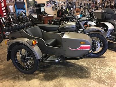New 2018 Ural Gear-Up w/Sidecar
