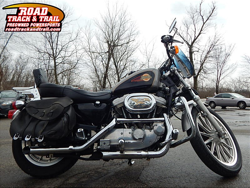 Photo of a 1996 Harley-Davidson® XLH-883 Sportster® 883