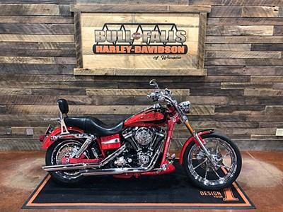 Used 2007 Harley-Davidson® CVO Screamin Eagle Dyna