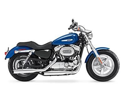 Used 2015 Harley-Davidson® Sportster® 1200 Custom