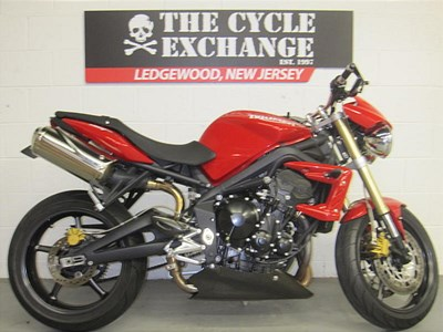 Used 2011 Triumph Speed Triple