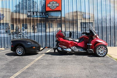 Used 2015 Can-Am Spyder® RT Limited SE6