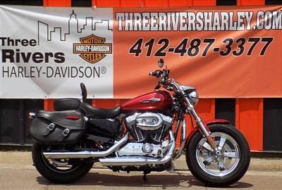 Inventory for Three Rivers Harley-Davidson - Glenshaw, Pennsylvania