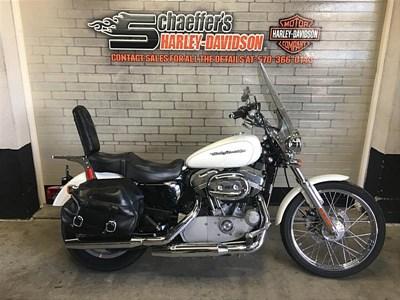 Used 2006 Harley-Davidson® Sportster® 883 Custom