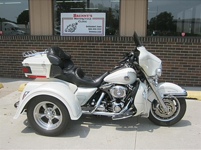 Used 2002 Harley-Davidson® Electra Glide® Classic Firefighter/Peace Officer