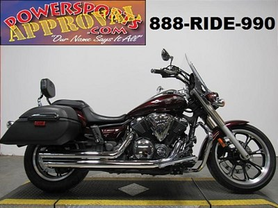 Used 2009 Yamaha V-Star 950 Tourer