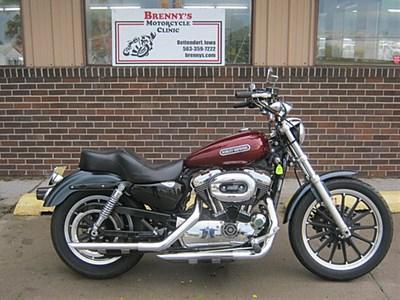 Used 2008 Harley-Davidson® Sportster® 1200 Low