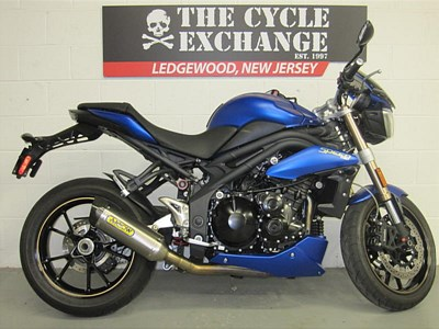 Used 2014 Triumph Speed Triple ABS SE