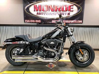 Used 2017 Harley-Davidson® Dyna® Fat Bob®