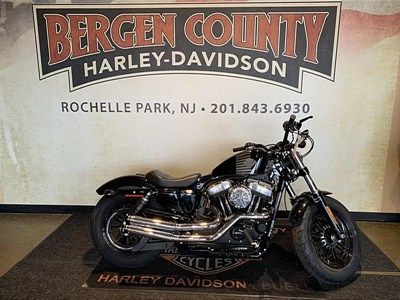 New 2018 Harley-Davidson® Sportster® Forty-Eight® 115th Anniversary