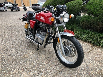 Used 2016 Royal Enfield Continental GT